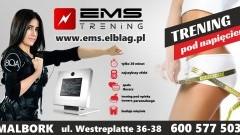 EMS Trening System - po Elblągu czas na Malbork i Braniewo.