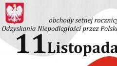 Dzierzgoń: Obchody 100.rocznicy odzyskania niepodległości przez Polskę. Zobacz program.
