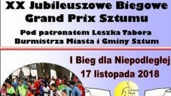 XX Jubileuszowe Biegowe Grand Prix Sztumu.