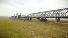 Most tczewski - w listopadzie kolejny etap remontu.