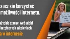 """Dzierzgoń: Rekrutacja kolejnej grupy do projektu """"Ja w internecie"""" trwa!"""