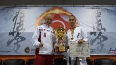 Sukces malborskiego zawodnika w Pucharze Europy Kyokushin Karate