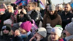 Razem dla Hani. Podziękowania za udział w festynie rodzinnym w Malborku.