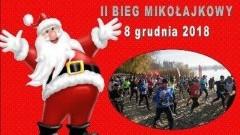 Bieg Mikołajkowy XX Biegowego Grand Prix Sztumu.