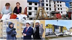 """Kończy się budowa bloku """"P"""". MTBS wkrótce odda do użytku 40 mieszkań"""