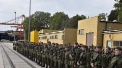 Terytorialsi złożą przysięgę w Słupsku