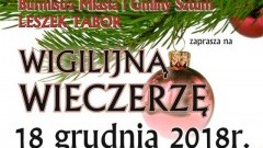 Wigilijna Wieczerza w Czerninie.