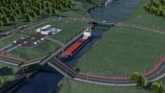 Przekop Mierzei Wiślanej: Urząd Morski złożył wniosek o pozwolenie wodno-prawne.