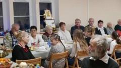Spotkanie opłatkowe w świetlicy SCK w Postolinie