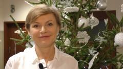 Jolanta Szewczun Burmistrz Dzierzgonia składa życzenia świąteczno – noworoczne