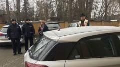 Nowy radiowóz dla sztumskich policjantów.