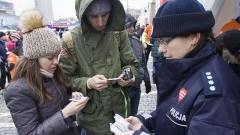 Kilka tysięcy funkcjonariuszy policji zadba o bezpieczeństwo podczas 27.Finału WOŚP w Polsce