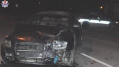 Brawura 27-letniego kierowcy przyczyną kolizji na S7