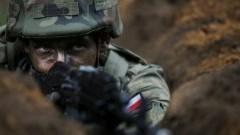 Wywiad z przyszłymi żołnierzami Wojsk Obrony Terytorialnej.