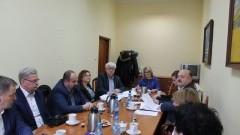 Spotkanie z samorządowcami powiatu sztumskiego.