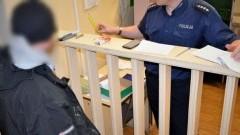 11 zarzutów kradzieży z włamaniem. 25-latek zatrzymany przez policję.