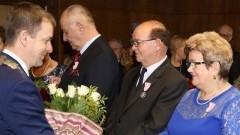 Medale za Długoletnie Pożycie Małżeńskie dla par z miasta i gminy Sztum