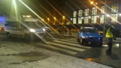Zderzenie Opla z Audi. 21-latek ukarany mandatem.