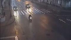178 km/h motocyklem przez miasto. 30-latek może stracić prawo jazdy na trzy miesiące.