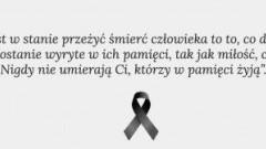 Zmarł Krzysztof Pająk.