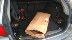23 kg narkotyków zabezpieczone przez policję. Zatrzymano dwóch mężczyzn