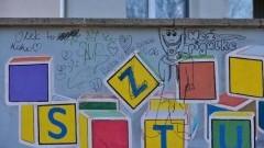 Sztum:1000 złotych nagrody za pomoc w ujęciu sprawcy zniszczenia murali