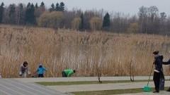 Sprzątanie brzegów Jeziora Sztumskiego. Zaproszenie dla mieszkańców