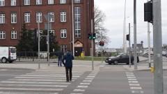 Zmiany organizacji ruchu ucieszą pieszych. Jak zareagują kierowcy? Od maja nowe zasady na skrzyżowaniu DK22 i 55.