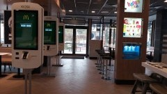 Od dzisiaj nowe oblicze restauracji McDonald's w Malborku.