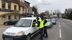 """""""Kamizelki w aucie"""" akcja sztumskich policjantów."""
