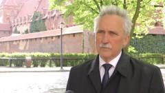 """Senator Leszek Czarnobaj: """"Oddając głos decydujesz. Weźmy udział w wyborach 26 maja."""""""