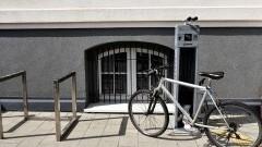Sztum: Zepsuł ci się rower? Skorzystaj z samoobsługowej stacji naprawy rowerów.