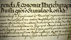 Ekonomia malborska. Historia Malborka 1457 – 1772.