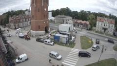 Malbork: Budowa sieci wodociągowej i remont nawierzchni. Zmiana organizacji ruchu na ulicy Słowackiego i Żeromskiego