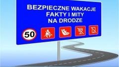 Wyprzedzanie to najniebezpieczniejszy manewr w ruchu drogowym.