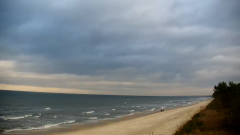 Zakaz kąpieli na jednej z plaż w Krynicy Morskiej i Mikoszewie.