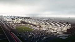 Port Lotniczy Gdańsk – będzie budowa pirsu terminalu T2.