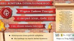 I Bieg Komtura Dzierzgońskiego.