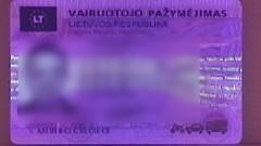 Obywatel Niemiec z fałszywym prawem jazdy