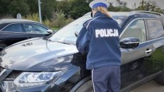 5 pojazdów z przebitymi numerami wartych ok. 350 tys. zł zabezpieczonych przez policje.