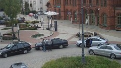 Kontrola po skardze na burmistrza. Spór dotyczy miejsc dla taksówek.