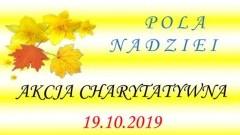 Sztum: Akcja charytatywna Pola Nadziei