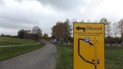 Sztum: Dojazd do Cmentarza Komunalnego na Zajezierzu