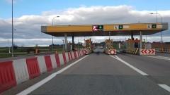 Zainstaluj AmberGO i przejeżdżaj przez bramki na autostradę bez kolejki.