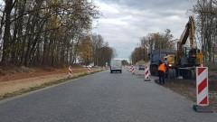 W tym roku nie zakończy się remont DK22 na odcinku Czarlin – Knybawa.
