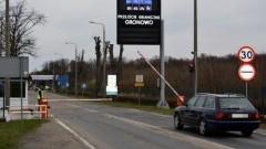 Przywrócona odprawa na przejściu granicznym w Gronowie