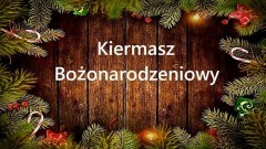 Kiermasz Bożonarodzeniowy w Dzierzgoniu