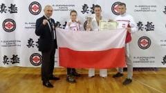 Klub Kyokushin Karate. 18 Puchar Europy Mińsk 07.12-08.12.2019