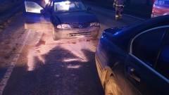 Wypadek w Cisach. Kierowcy trafili do szpitala.