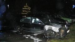 Dochodzenie po pożarze samochodu na Michałowskiego.